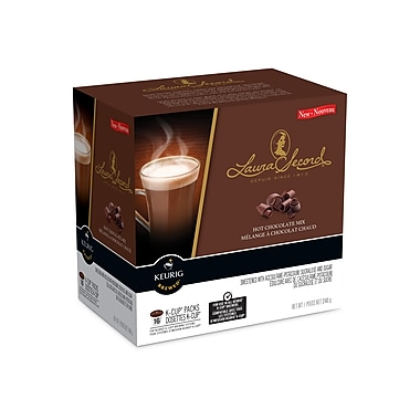 Laura Secord Hot Chocolate K-Cup, 16 Refills