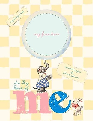 The Big Book of Me: My Baby Book