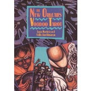 The New Orleans Voodoo Tarot/Book and Card Set