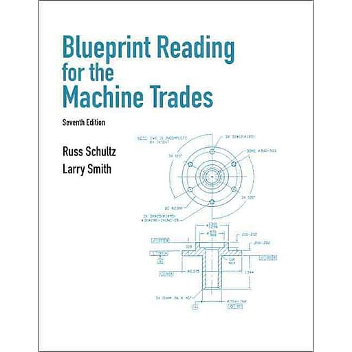 Blueprint reading for machine trades staples httpsstaples 3ps7is malvernweather Image collections