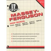 Massey-Ferguson Shop Manual: Models Mf362, Mf365, Mf375, Mf383, Mf390, Mf390T, Mf398