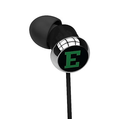 Centon OTM™ S1 - CEB Black In-Ear Headphone, Eastern Michigan