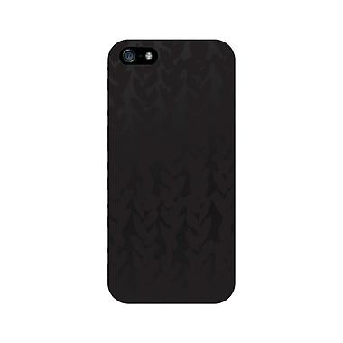 Centon OTM™ Matte Collection Case For iPhone 5, Black/Black Hearts