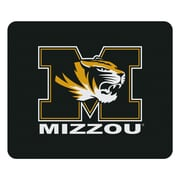 "Centon 8.5"" Black Classic Mouse Pad, University Of Missouri"
