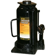 Buffalo Black Bull™ 20 Ton Manual Air/Hydraulic Bottle Jack