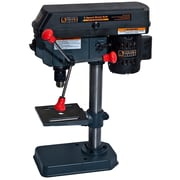 Buffalo Black Bull™ DP5UL 5 Speed Bench Top Drill Press With Laser