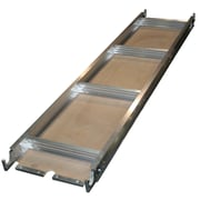 "Buffalo Scaffold 7' x 19"" Wooden Walk Board, 750 lbs."