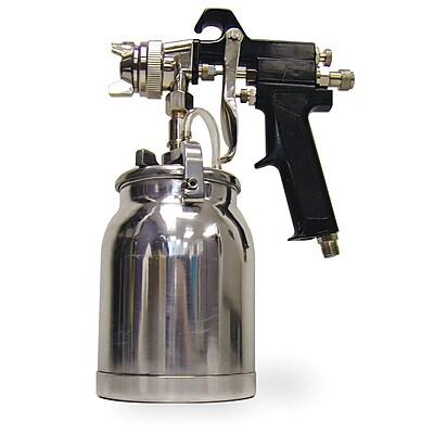 Buffalo PSG1Q 1 qt. Industrial Paint Stencil Work Air Spray Gun, 1/4