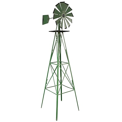 Sportsman™ Series SM07251 Classic 8' Tall Windmill