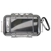 Pelican™ Underwater Case For Camera and Cellular Phone, Clear/Black