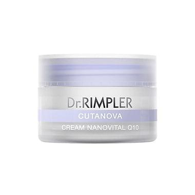 Dr. Rimpler – Crème Nanovital Q10 Cutanova, 50 ml