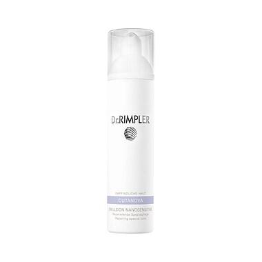 Dr. Rimpler – Nanoémulsion Cutanova pour peau sensible, 150 ml