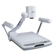 Aver 5MP Platform Document Camera with  1080P 30FPS Recording, Built-In Lightbox