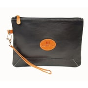 Ashlin® Kayleigh Medium Wristlet Pouch with Short Strap, Color Blocking