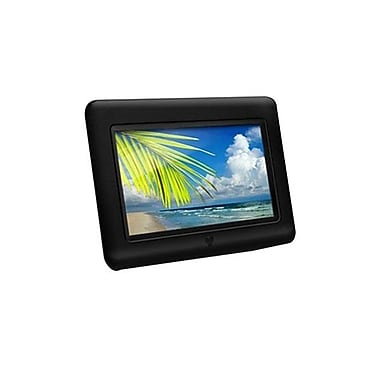 Aluratek ADPF07SF Digital Photo Frame with Auto Slideshow Feature, 7