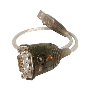 IOGEARMD – Câble adaptateur USB/PDA vers port série de 1 pi