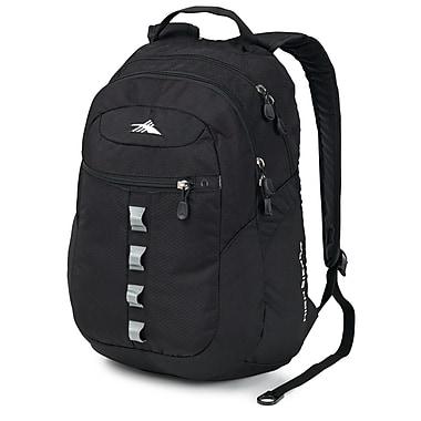 High Sierra Ripstop Opie Backpack Black