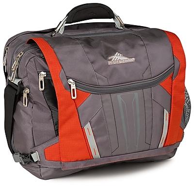 High Sierra Nylon BT TSA Messenger Bag; 20