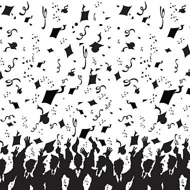 Arrière-plan de remise des diplômes, 4 x 30 pi