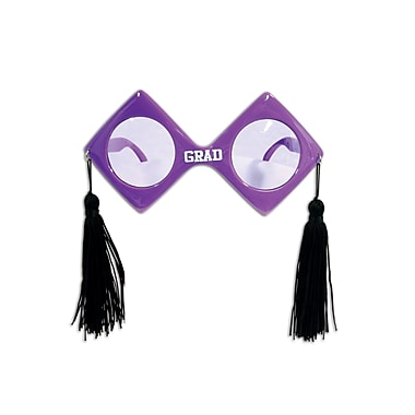 Grad Fanci-Frames, One Size Fits Most, Purple, 2/Pack