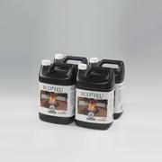 EcoGlow – Bidons de bioéthanol, 4 x 3,78 l, 4/boîte