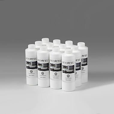 EcoGlow Bioethanol Bottles, 12 x 946 Ml, 12/Box