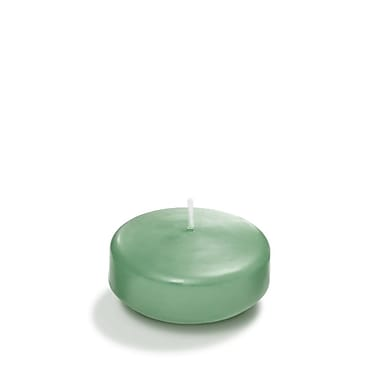 Yummi Floating Candles, Sage, 3