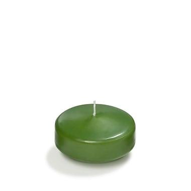 Yummi – Bougies flottantes, thé vert, 3 po, 18 bougies par boîte