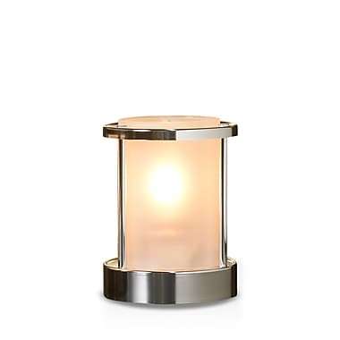 Neo-Image Base for Tristar Lamp, Silver, Each (Needs Choice of 84031, 84032, 84033 or 84034 Lamp Shades)