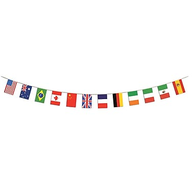 International Flag Banner, 12