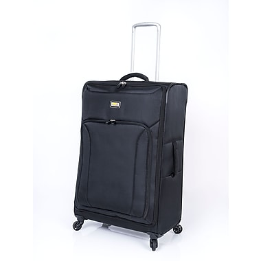 Via Rail Canada – Valise Constellation de 28 po, noir
