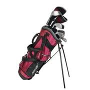 Peter Allis – Ensemble de golf pour dames GTS913FR à valeur avantageuse, rouge