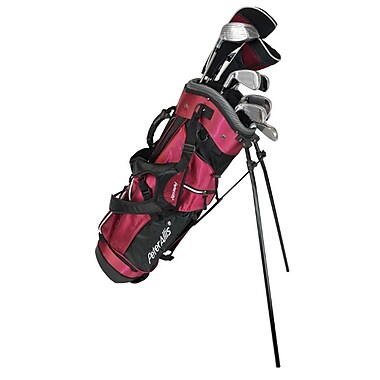Peterallis GTS913FR Men's Value Golf Package, Red