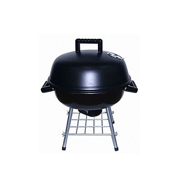 MasterCook SRYH1450 Tabletop Charcoal BBQ, 13.9