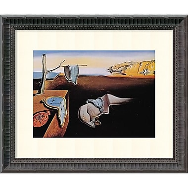 Amanti Art The Persistence of Memory, 1931 Framed Art Print by Salvador Dali, 13.88