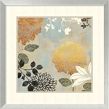 Amanti Art Grace Flowers II Framed Art Print by Aimee Wilson, 25.88