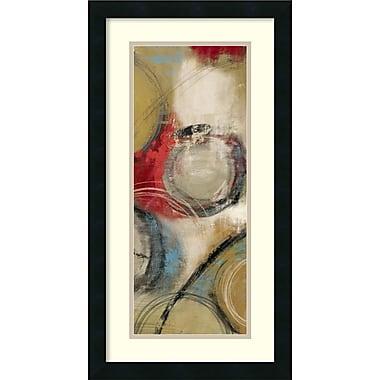 Amanti Art Elemental Circles II Framed Art Print by Tom Reeves, 26