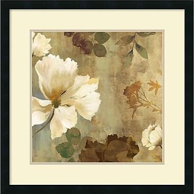 Amanti Art Golden Space II Framed Art Print by Asia Jensen, 26