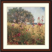 "Amanti Art ""Favorite Places"" Framed Art Print by Phyllis Horne, 30""H x 30""W"