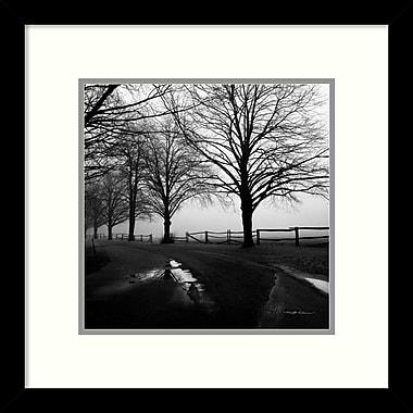 Amanti Art After the Rain Framed Art Print by Harold Silverman, 13