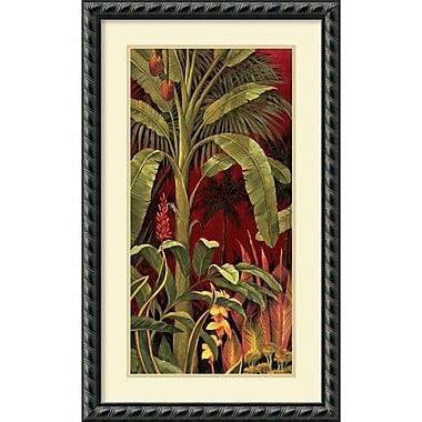 Amanti Art Bali Garden I Framed Art Print by Rodolfo Jimenez, 34.5
