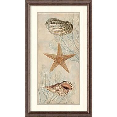 Amanti Art Ocean Companions I Framed Art Print by Deborah Devellier, 32.25