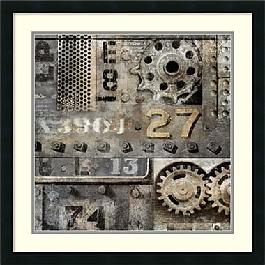 Amanti Art Industrial II Framed Art Print by Dylan Matthews, 26