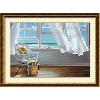 Amanti Art Sense Memory Framed Art Print by Karen Hollingsworth, 32.75