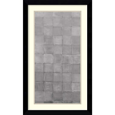 Amanti Art Grey Scale I Framed Art Print by Renee W. Stramel, 37.63