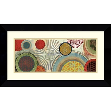 Amanti Art Commotion II Framed Art Print by Tom Reeves, 14.63