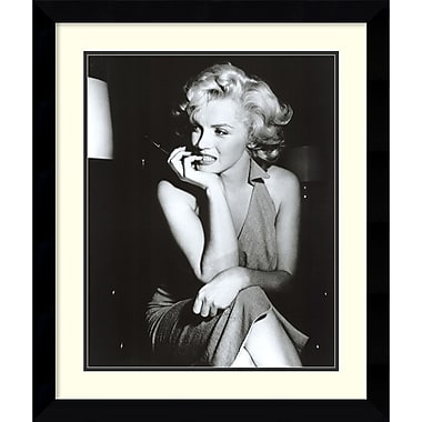 Amanti Art Marilyn Monroe, Hollywood 1952 Framed Art Print, 30.38