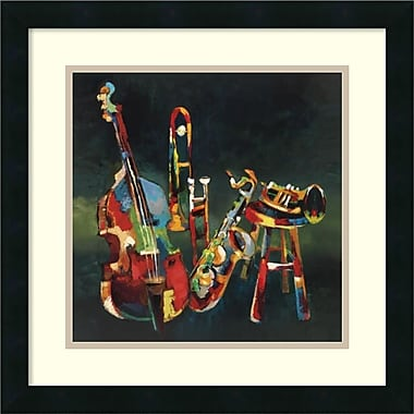 Amanti Art Ensemble Framed Art Print by Elli/John Milan, 18