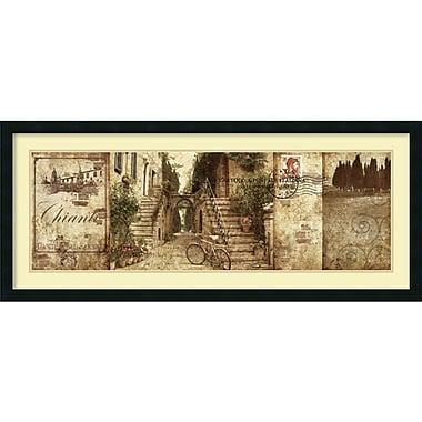 Amanti Art Tuscany Framed Art Print by Keith Mallett, 18