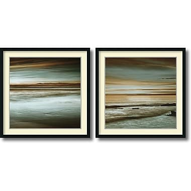 Amanti Art Lowtide/Hightide Framed Art Print by John Seba, 34
